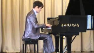Donald Lambert - Anitra's Dance - plays Vladislav Agramakov