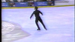 Michael Weiss (USA) - 1998 Goodwill Games, Figure Skating, Men