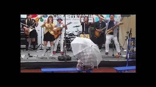 http://rcc-1.com/miko 栄ミナミ音楽祭で河原龍夫さん率いる Hasan CLUB...