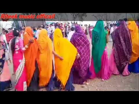 Rajesh Ninama And Jiya Muniya And Ramkishan Damor Temriya Gayal Gitkar