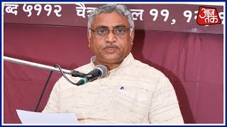 Just Like Bihar? RSS Leader's Take On Reservation Could Stress BJP