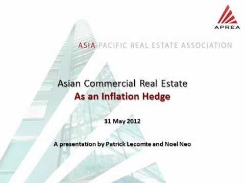 Asian Commercial Real Estate as an Inflation Hedge