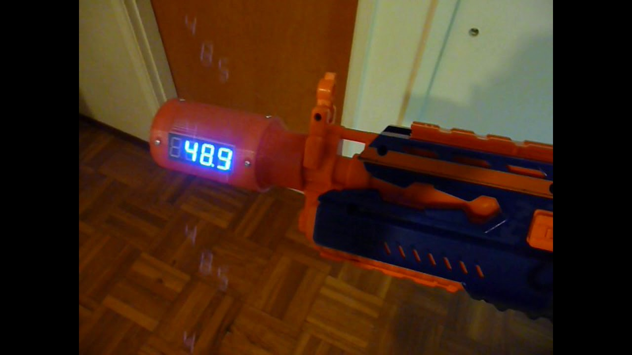 Arduino for Nerf: Muzzle Flash