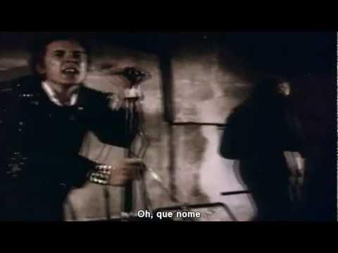 Sex Pistols - Anarchy In the UK (Legendado) HD