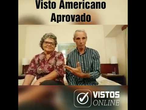 Visto americano aprovado | Case de Sucesso