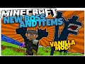 Download Minecraft | NEW HYDRA BOSS MOB! | Custom Weapons And Armor (Minecraft Vanilla Mod) MP3 song and Music Video
