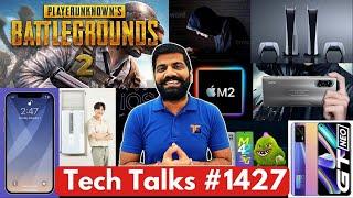 Teknik Konuşmalar # 1427 - PUBG 2 Launch, Apple M2 Chip, iOS 14 5 Mash FaceID, PS5 Launch, Redmi K40 Gaming