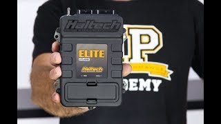 Haltech Elite 2500 Detailed Unboxing + WBC-1 Wideband Controller
