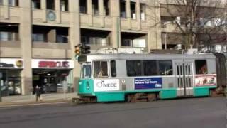 Boston Light Rail - Green Line