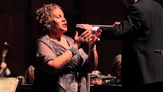 STRAUSS: An die Nacht (Brentano Lieder) - UNC Symphony Orchestra feat. Louise Toppin, soprano