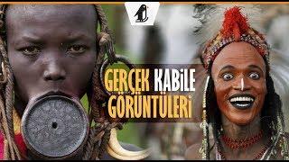 Etiyopya Omo Vadisi Kabileleri Ve İlginç Gelenekleri (Gerçek kabile görüntüleri)