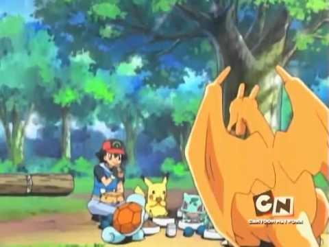 Pokemon Battle Frontier - Reuniendo a la pandilla de cuatro
