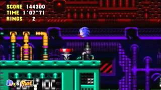 Sonic CD ITA [3] Grande Finale Di Sonic CD: Stardust Speedway e Metallic Madness