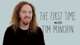The First Time with Tim Minchin | Rolling Stone