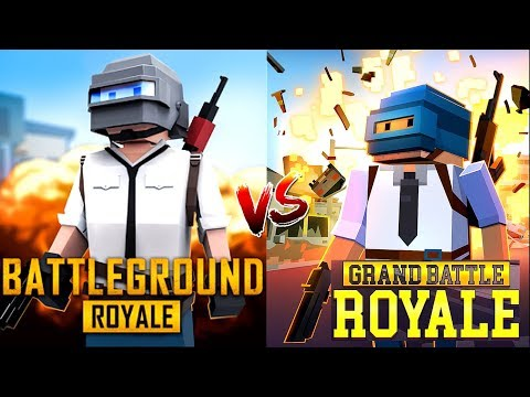 Pixel's Unkown Battleground VS Grand Battle Royale Comparison. Which One Is Better?
