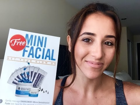 Rodan & Fields Facial Review