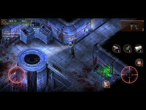 Alien Shooter 2 - Reloaded (by Sigma Team) - Shooting Game For Android And IOS - Gameplay.