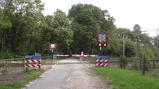 Spoorwegovergang Bosschenhoofd/ Passage a Niveau/ Railroad-/ Level Crossing/ Bahnübergang
