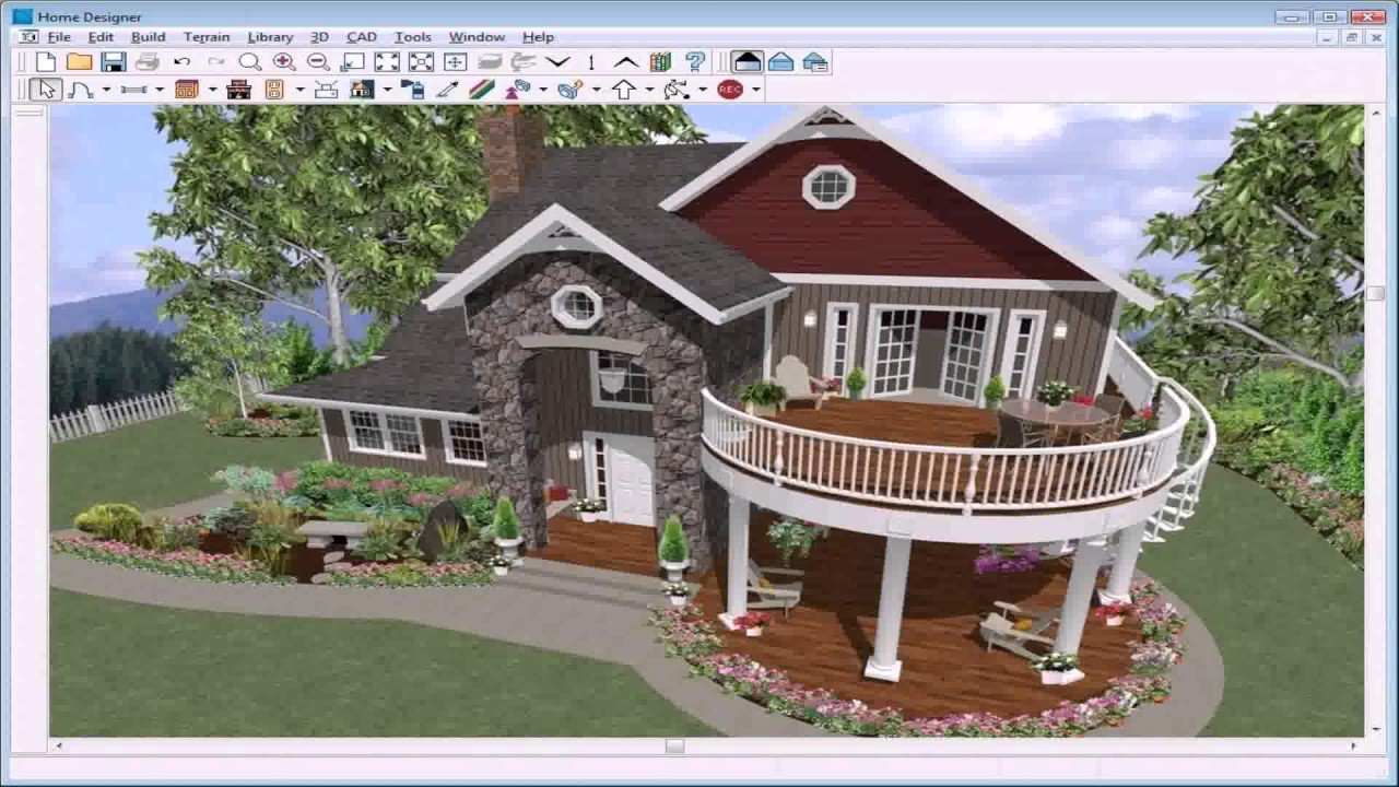 House Design Software Better Homes And Gardens Youtube