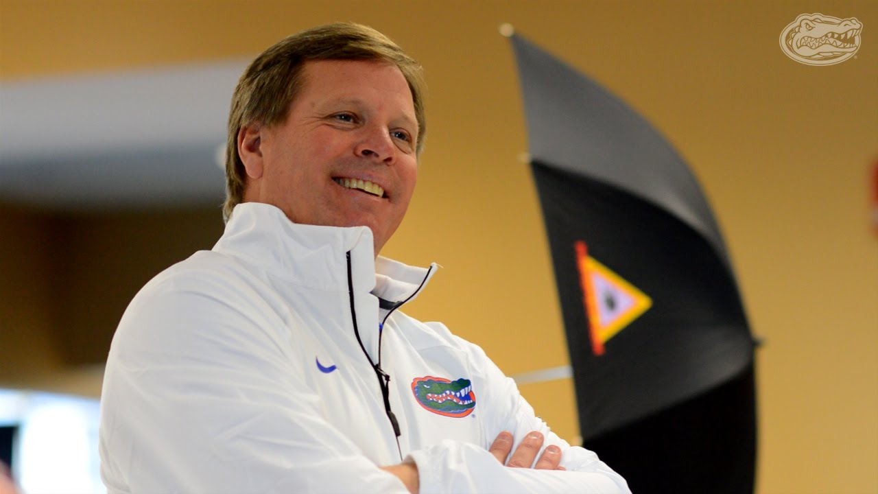 The Jim McElwain era should be over at Florida