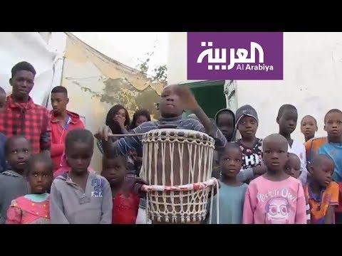 على ماذا يتعلم أطفال موريتانيا -قرع الطبول-؟  - نشر قبل 13 ساعة