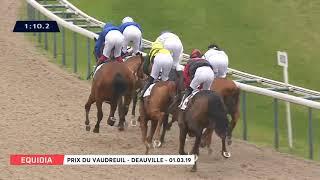 Vidéo de la course PMU PRIX DU VAUDREUIL