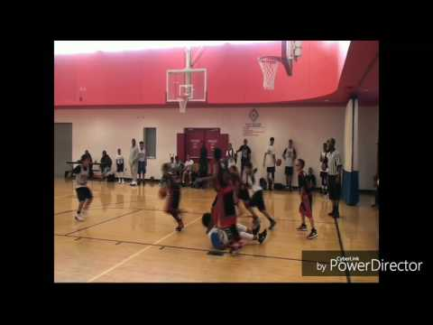 (Highlights) Cmb 4th at the battle creek aau sweet 16