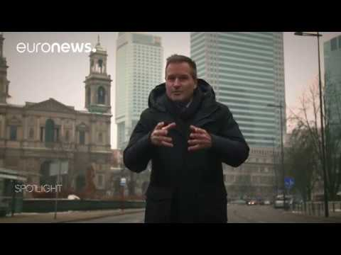 [EN] Euronews Spotlight on Poland: Building a robust entrepreneurial ecosystem