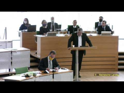 Carsten Hütter AfD : Unteilbar-Demos, Polizeigesetz-Demos, Corona-Demos: Wer wird gehört?