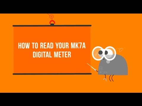 How To Read Your MK7A Smart Meter | Origin Energy