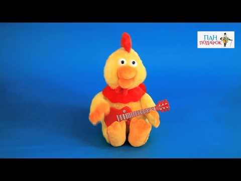 Поющая игрушка «Петушок — Золотой Гребешок»