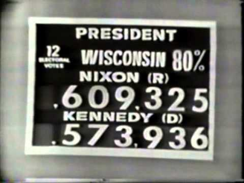 ELECTION NIGHT 1960 (NBC-TV COVERAGE)