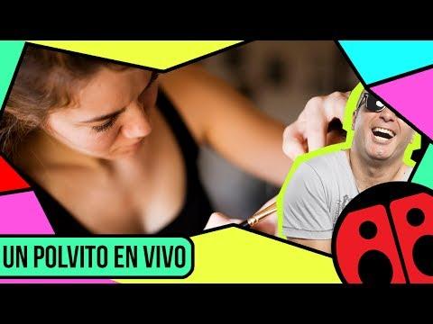 Pelao Rodrigo - Polvito en Vivo - Radio Carolina