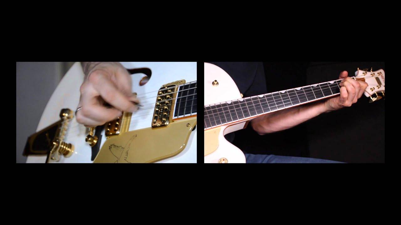 Youtube How To Play Stray Cat Blues