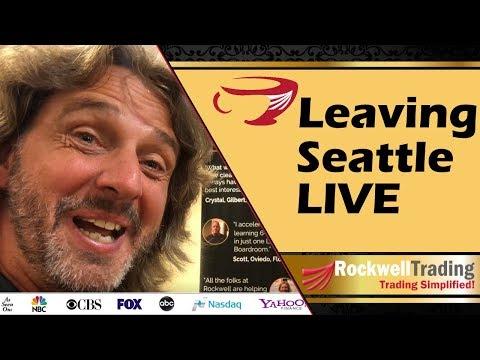 Coffee with Markus Season 2 Episode 11 Leaving Seattle