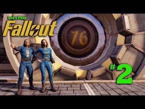 Let's Play Fallout 76 - Ep. 2: Civilization? thumbnail