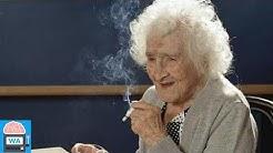 Die 5 ältesten Menschen der Welt!