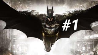Batman Arkham Knight part 1 (gameplay walkthrough) Xbox one
