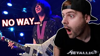Shred Wars: Jared Dines Vs Michael Angelo Batio