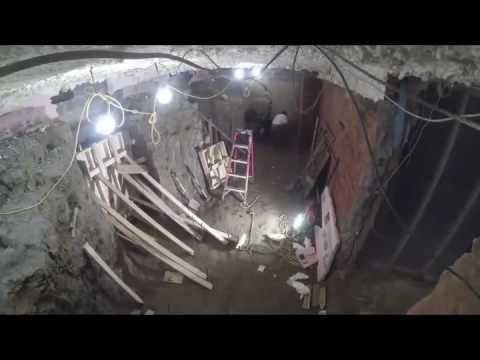 Basement Dig Out - How to Underpin a Basement by MARK IV Builders