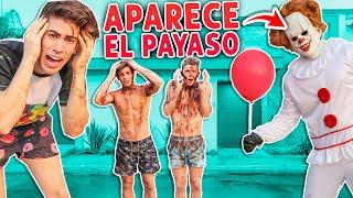 EL PAYASO ASESINO VUELVE A APARECER Y LO PERSEGUIMOS / EP. 2