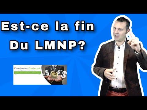 Est Ce La Fin Du Régime LMNP? Régime LMNP - Régime LMP - CAP 2022