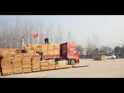 China's Attack on American Hardwood Plywood Workers