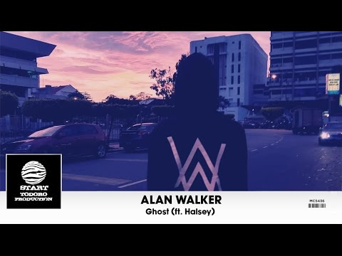 Alan Walker - Ghost (ft. Halsey) (Video)