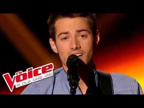 Renan Luce – La Lettre | Jérémy Charvet | The Voice France 2015 | Blind Audition