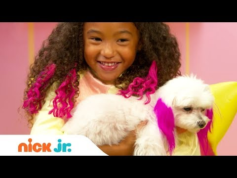how-to-create-a-majesty-top-poof-hairstyle-tutorial-🐩|-sunny-day's-style-files-|-nick-jr.