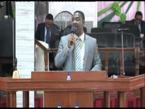 Pastor Tunde Kolade Clam