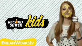 Unbelievable Kid Artists! Art World Records with Jennxpenn | RecordSetter Kids Ep. 8
