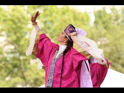 Mavrigi  Bukhara Мавриги Бухоро Uzbek Dance