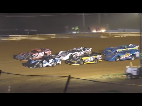 ULMS Super Late Model Heat Four   Tyler County Speedway   4-16-16
